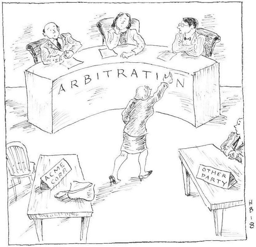 Arbitration Panel_CL Report_7.2018